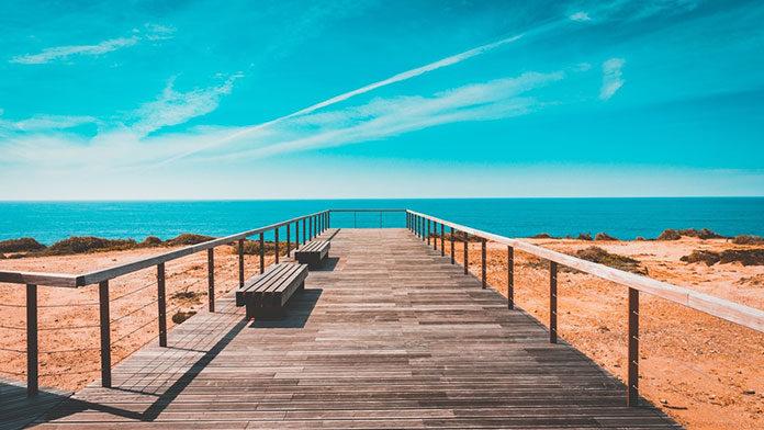 Top 12 miejsc na wypoczynek nad morzem