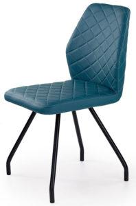 Metalowe czy drewniane? Wybierz krzesła do swojego wnętrza.